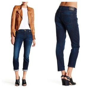 True Religion Jeans Liv Low Rise Relaxed Skinny 26